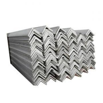 SUS 304 Stainless Steel Bar Ms Angle Sizes Made in China
