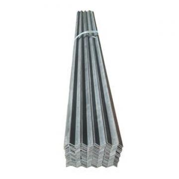 Q355B 2x2 angle iron 2mm galvanised steel 25x25x3mm for Fence Design