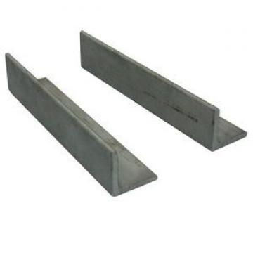 High Quality Ms Metal Black Equal/Unequal Steel Angle Bar