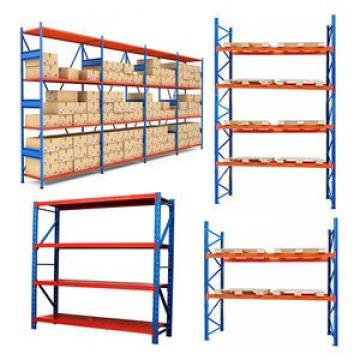 Customized Adjustable 6 Tiers Shop Shelf Design for Super Market