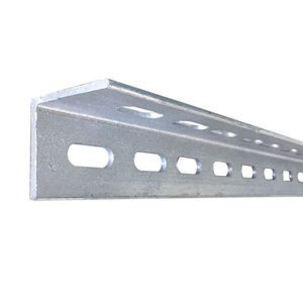 Hot Dipped Galvanized Processing Punched and Drilled Beam Channel Steel #1 image