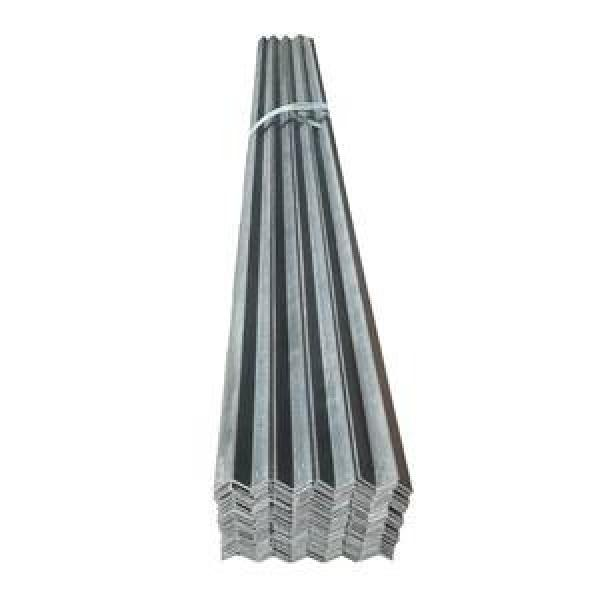ISO Certificated Aluminium Extrusion Bar 6063 with Reasonable Price #1 image