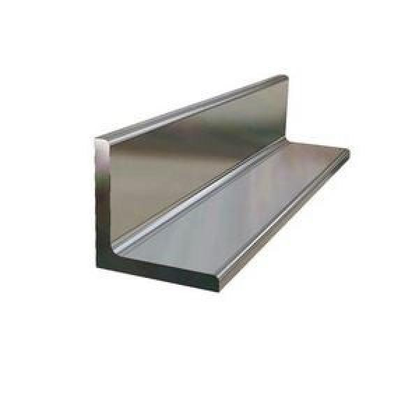 Ss400 A36 Hot Rolled Iron Carbon Structural Mild Steel Angle #1 image