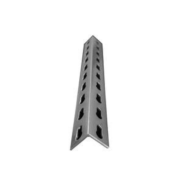 Galvanized Slotted BS En S355jr S355j0 Ms Angle Steel Perforated L Shaped Steel #1 image