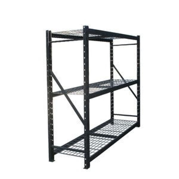 3-Tier Storage Iron Wire Shelves commercial metal Shoe Rack Organize #1 image